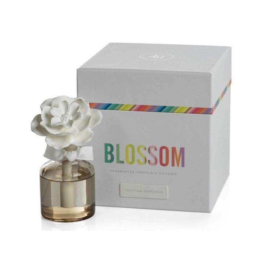 Blossom Porcelain Diffuser- Tahitian Gardenia