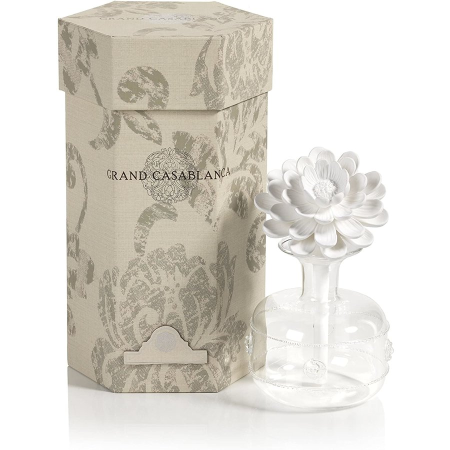 Grand Casablanca Porcelain Diffuser,  African Daisy