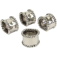 Napkin Ring Set of 4