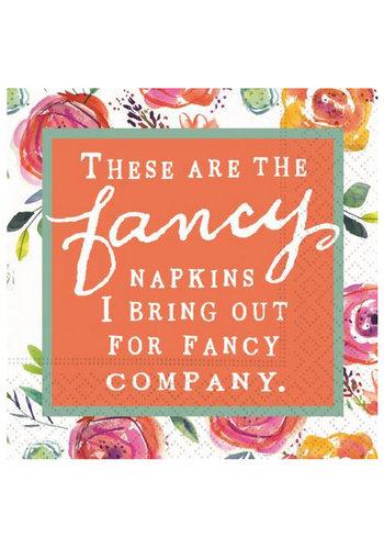 DESIGN DESIGN Cocktail Napkin - Fancy Napkins