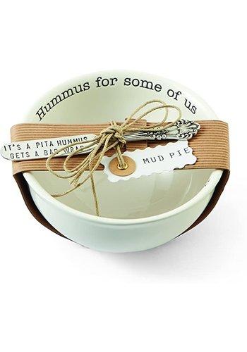 MUD PIE Hummus Dip Set
