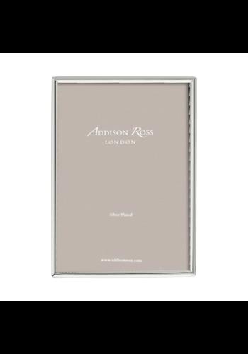 ADDISON ROSS Fine Edged Silver Frame 8x10