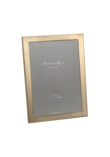 ADDISON ROSS Matte Gold Frame 8x10