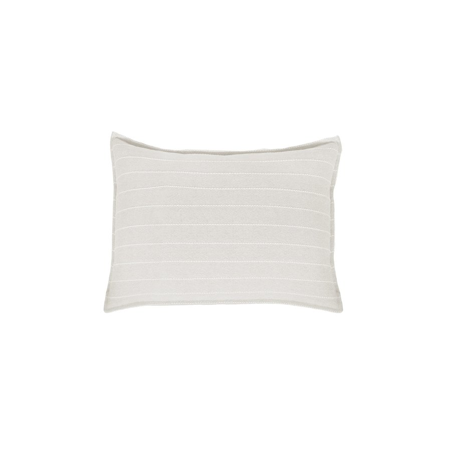 Henley Big Pillow - Oat