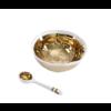 PAMPA BAY Wavy Gold Set