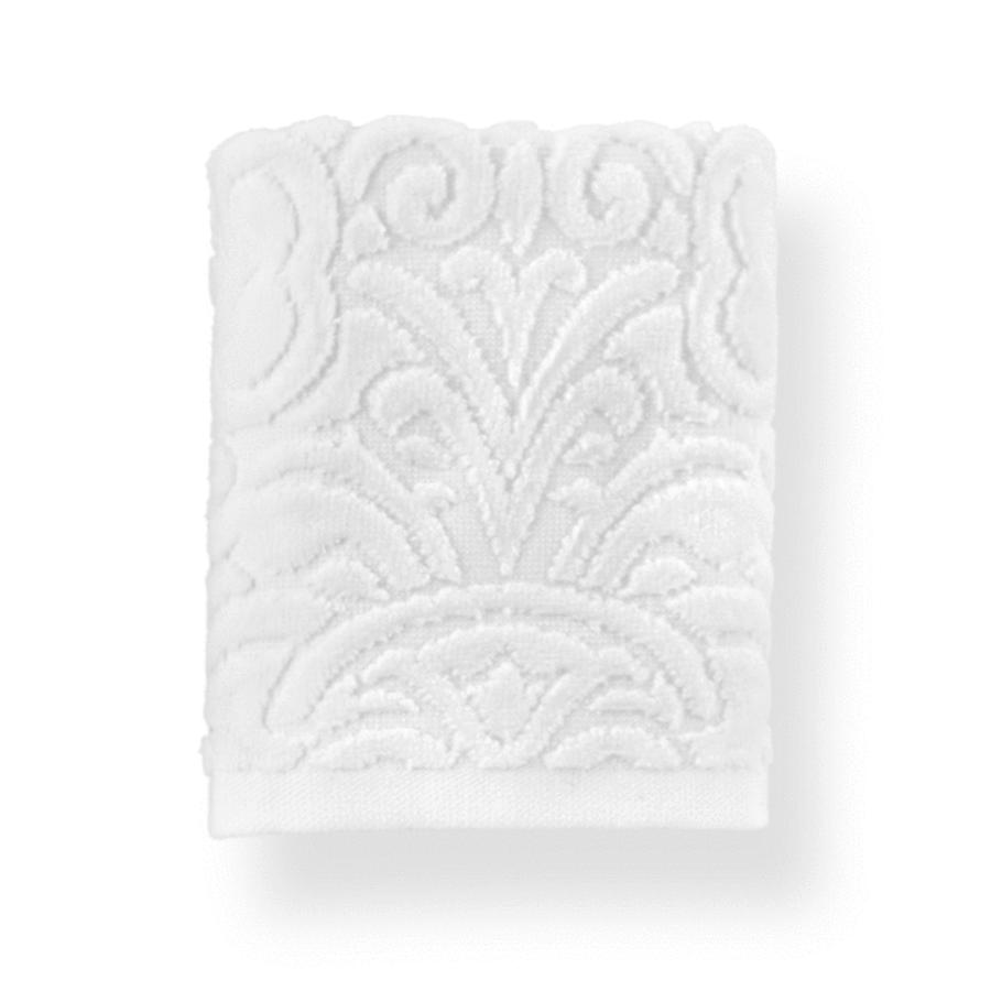 Park Avenue Hand Towel- White