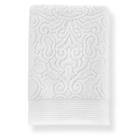 Park Avenue Bath Towel - White