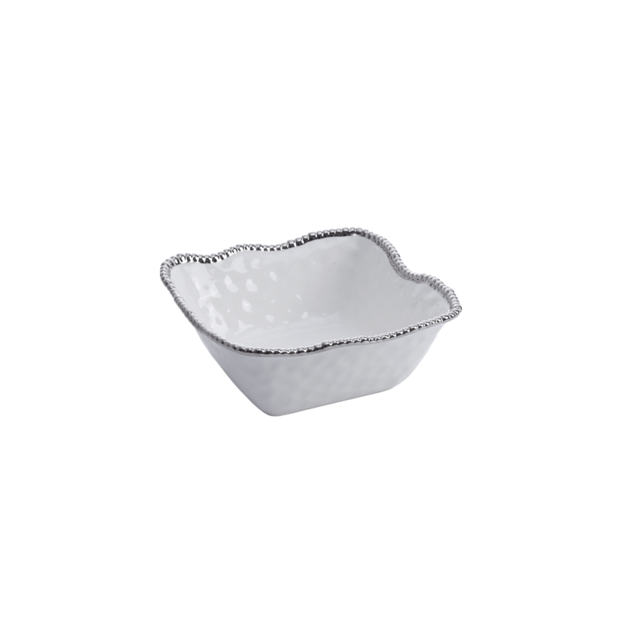 Large Square Salad Bowl
