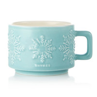 Hot Cocoa Peppermint Small Mug Candle