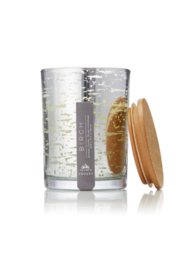 THYMES Forest Birch Candle - Small