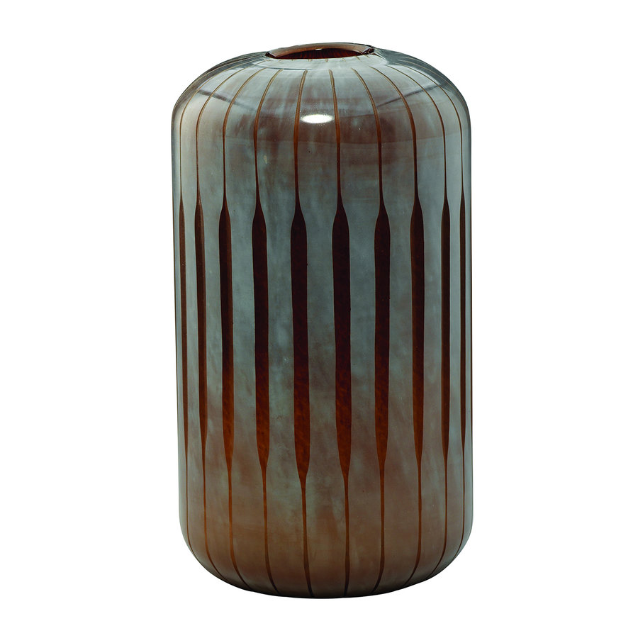 Hughes Large Midcentury Vase