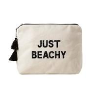 Just Beachy Bikini Bag