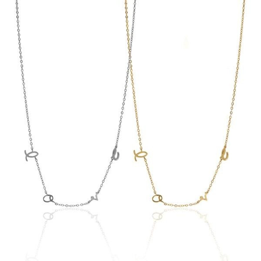 Amor Necklace- GOLD