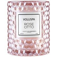 Rose Otto Cloche Candle