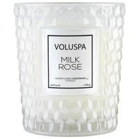 Milk Rose Classic Candle