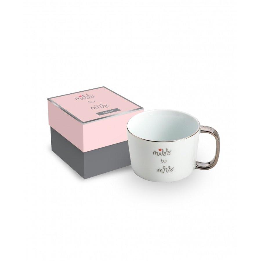 Love You More Mug