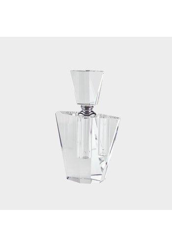TIZO DESIGN Design Arrowhead Crystal Glass Perfume Bottle