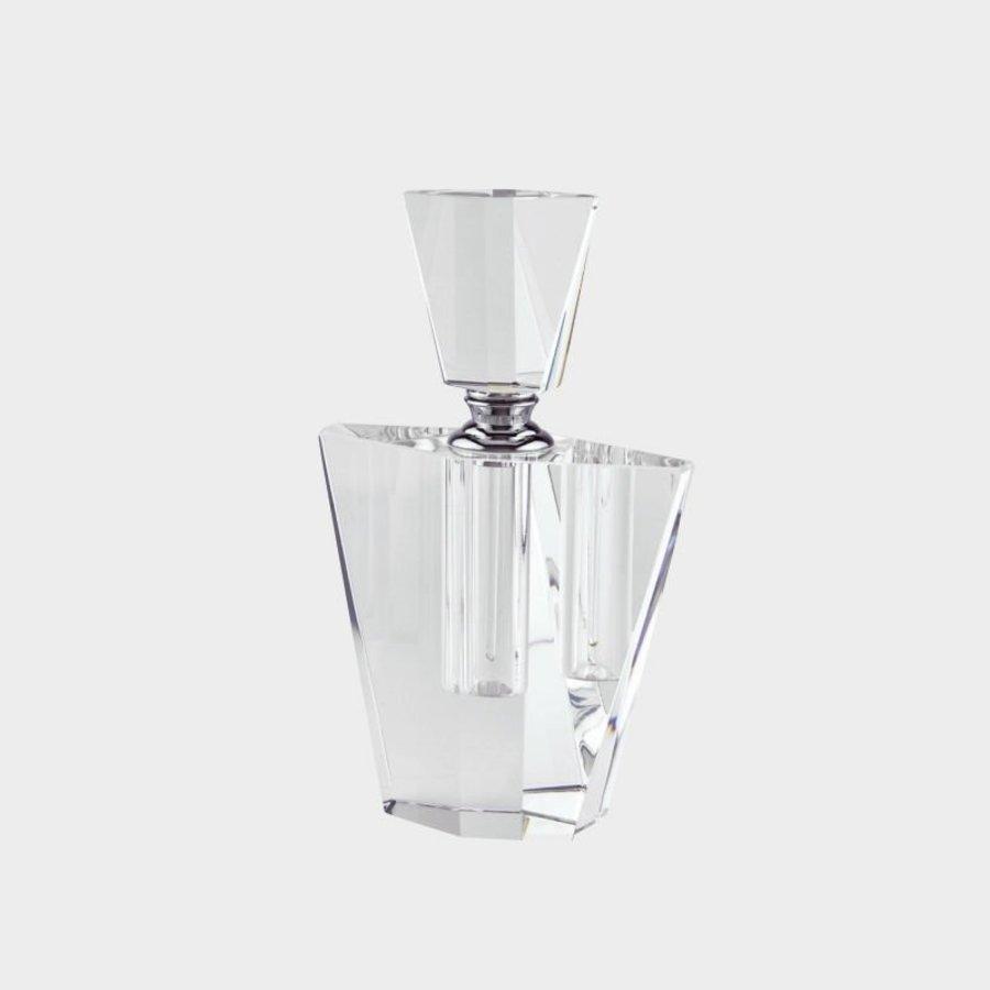 Design Arrowhead Crystal Glass Perfume Bottle