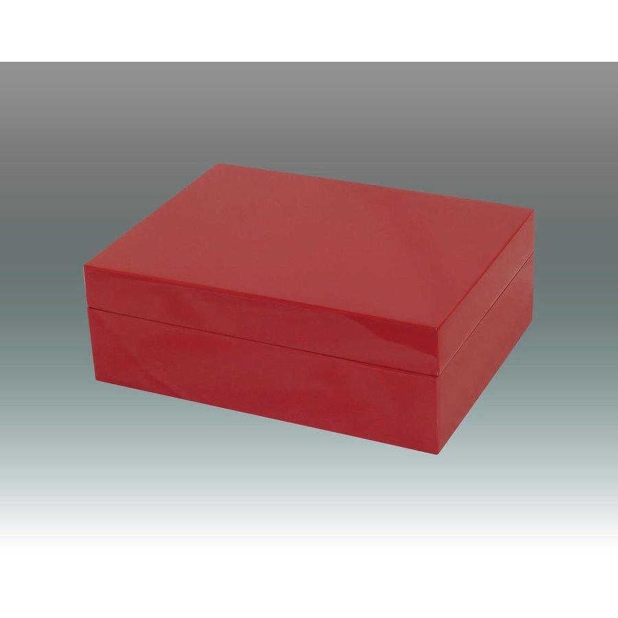 Red Box 8 x 6 x 3 Inch