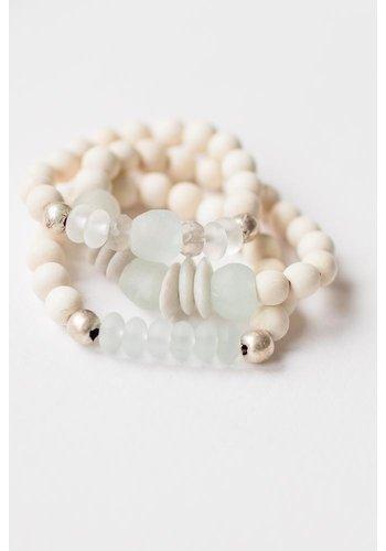 LESLIE CURTIS JEWELRY DESIGNS Gigi Bundle Bracelets
