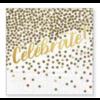 DESIGN DESIGN Golden Sparkle Napkin
