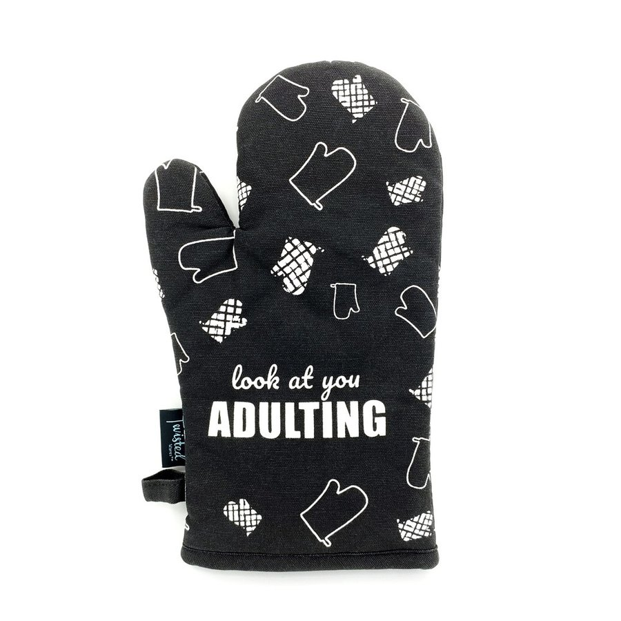 LOOK AT YOU OVEN MITT