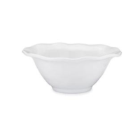 Ruffle Round Cereal Bowl