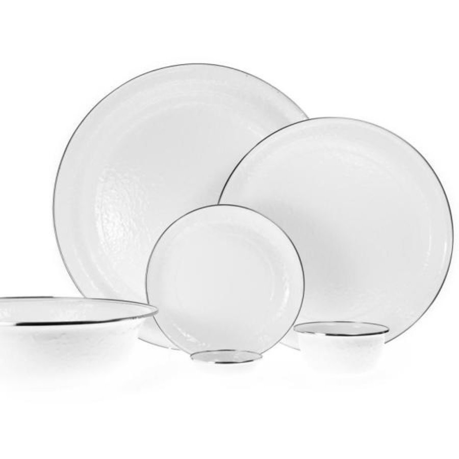 Solid White Catering Bowl