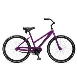 Jamis JAMIS Boss Cruiser, Purple, 18 in. LOW-STEP