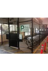 Long-term secure bike parking permit