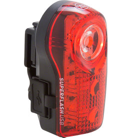 Rear Light Superflash USB