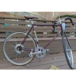 Fuji 1984 Espree, 23 in/ 58 cm, Burgundy