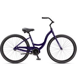 Jamis Earth Cruiser 1, TWILIGHT blue, 15 in. low-step