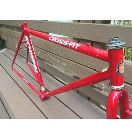 Schwinn Cross-Fit frame set, 20 in., red