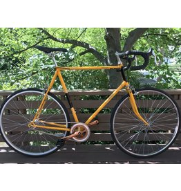 Raleigh Record, 63cm/25in, Yellow, 251348