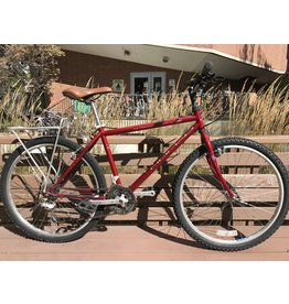 Nomad Techtra MTB, 17 in, red, R909750363