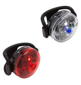 Planet Bike Lightset Button Blinky, PB