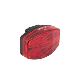 Planet Bike Rear Light Grateful Red USB, PB
