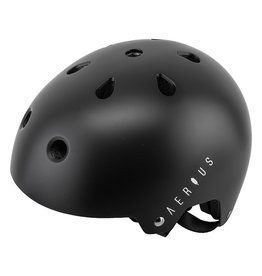 Helmet Skid lid Skate XS Black, Aerius