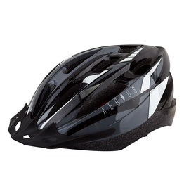 Helmet V19-sport S/M Black/Gray, Aerius