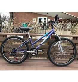 Schwinn Ranger 2.4, 14 in, 24 in wheels, purple, SNIDC04D54708