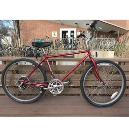 Schwinn Mesa Runner,  red, 18 in., 6095481
