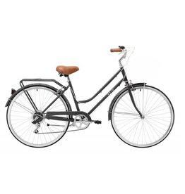 Reid Ladies Classic 7 speed Black 42cm