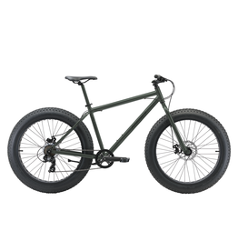"Reid Fat Bike (26""x4.0)  Alpha Army Green 17in"