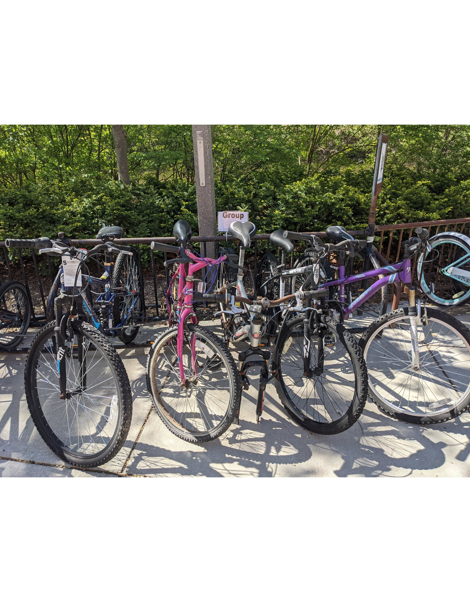 As-is Used bikes - Group 2