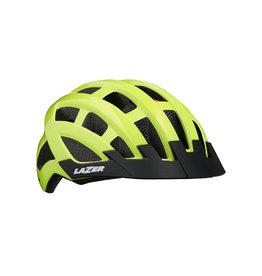 Helmet Yellow Unisize (54-61cm) Compact DLX Lazer