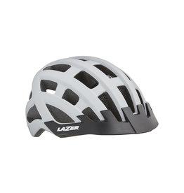 Helmet White Unisize (54-61cm) Compact DLX Lazer