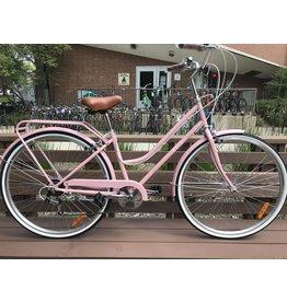 Reid Bikes Reid, Ladies Classic, 7spd, Pink, 42 cm/Small