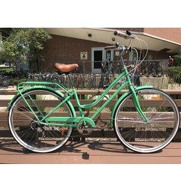 Reid Bikes Reid, Ladies Classic, 7spd, Mint Green, 42cm/Small