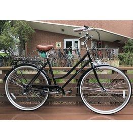 Reid Bikes Reid, Ladies Classic, 7spd, Black, 52cm/Large